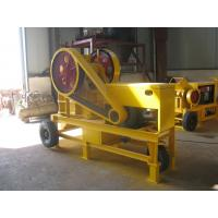 Cheap Portable Stone Crusher for sale