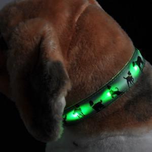 Best Adjustable LED Pet Collar (BC905) wholesale