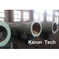 Cheap Large Diameter Steel Reinforced PE Winding HDPE Pipe Extrusion Machine 800 kgs / for sale