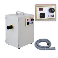 Best Vacuum Dust Collector Dental Lab Cleaning Machine 300W With Digital Control wholesale