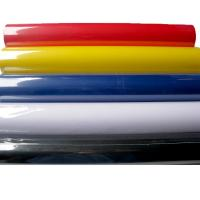 Best Cutting Plotter Color Cutting Vinyl Film 80mic/100mic/120mic Easy To Clean wholesale