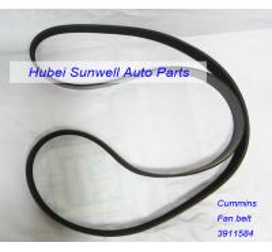 Best Cummins engine fan belt 3911584 4BT / 6BT engine V-belt 8PK 1803 wholesale
