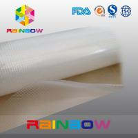 Best One Side Clear One Side Embossed Transparent Roll Films For Food Packaging wholesale