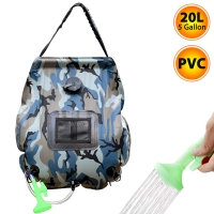 Best GEERTOP 20L Shower Bag Outdoor Camping Accessories wholesale