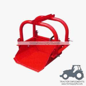 "Best DSCP24 - Farm equipment tractor 3pt Dirt scoop 24"" wholesale"