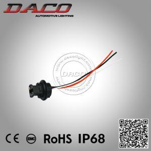 Best 7443 Bulb Holder Adapters Cable Lights Plug Filament Brake Bulb Connector Socket wholesale