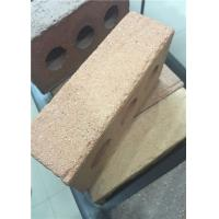 Best High Strength Sandblast Surface Perforated Clay Bricks For Outside Wall wholesale