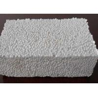 China Thermosetting Modified Polystyrene Rigid Foam Insulation Board for External Wall Decoration on sale