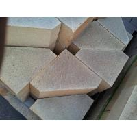 Cheap Glass Furnace Large Fire Clay Brick Refractories Corrosion Resistant for sale