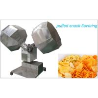 Buy cheap Octagonalautomatic Snacks Making Machine , Drum Potato Chip Seasoning Machine from wholesalers