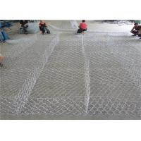 Cheap Galfan 10AL - Zn Maccaferri Gabion Wire Mesh Basket For Dam Protecting for sale