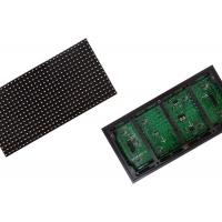 Best Green Light LED Display Module 1/4 Scanning , 1920HZ/S Refresh Frequency wholesale