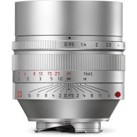 Best Brand New Leica Noctilux-M 50mm F0.95 ASPH - Silver (11667) for M 240 / M9 / MM wholesale