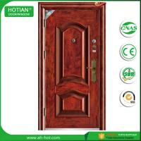 Best Latest Main Gate Designs Steel Security Door Waterproof Mental Door wholesale