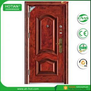 Best Latest Main Gate Designs Steel Security Door Waterproof Mental Door wholesale