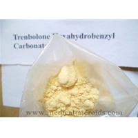 China Anabolic Tren Anabolic Steroid Parabolan , Natural Muscle Building Supplements on sale