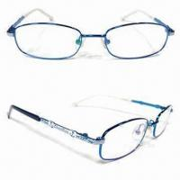 Buy cheap 2013 Children's Eyeglass Frames with Soft Silicone Stipule and Lovely from wholesalers
