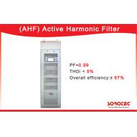 China 400V/50A  Active Harmonic Filter APF PF 0.99 with RS485 Network Communications Ports on sale
