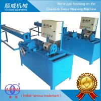 Best Easy Operate Automatic Chainlink Fence Weaving Machine with High Quality wholesale