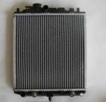 Best Copper Tube Aluminum Fin Galvanized Plate Air Conditioner Radiator For Air Handling Unit wholesale