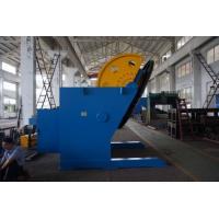 Best 2000mm Welding Turning Table 10 Ton Rotary Welding Positioners VFD Control Tilting wholesale