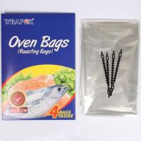 Best Eco-friendly PET Plastic Oven Cooking Bags Turkey Bread Oven Roasting Bags wholesale