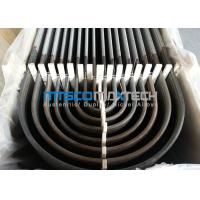 China TP316L / 1.4404 Heat Exchanger Tube , U Tube With Pickling Surface on sale