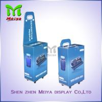 Best 2 Rolls Cardboard Trolley Case With Handle For Fair  Supermarkets And Chain stores wholesale