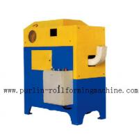 Best Electric Mobile Elbow Machine / Hydraulic Rainspout Forming Machine wholesale