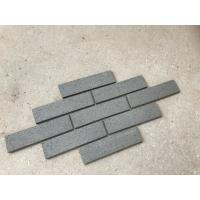 Best M36443 Decorative Grey Split Face Brick Customized Size No Color Fade For Wall wholesale