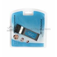 Best 12V PCMCIA Express To 1394 Card PCMICIA Card Adapter 100 / 200 / 400 Mbps wholesale