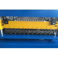 Best 17 Stations Corrugated Metal Roofing Sheet Roll Forming Machine CE Certification wholesale