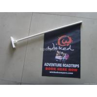 Cheap Water Proof Promotional Front Porch Flags Digital / Offset Printing for sale