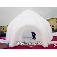White Advertising Inflatable Dome Tent for Exhibition and Trade Sow