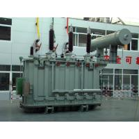 Low Loss Electrical Substation Transformer 138kv Kema Tested Aad Power Equipment