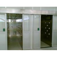 Best Intelligent Animal Lab / Semiconductor Clean Room Air Shower With Automatic Slide Door wholesale
