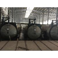 Best ASME Standard AAC Autoclave Pressure Vessel Autoclave With Autoclaved Aerated Concrete Block wholesale
