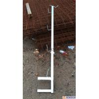 Best Universal Scaffold Guard Rail 1.5m Height Galvanized Surface For Fall Protection wholesale