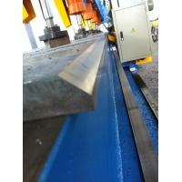 Best Steel Plate Edge Bevelling Machine With Double Head / Hydraulic System wholesale