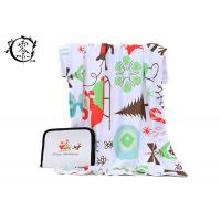 Best Winter Soft Warm Christmas Deer Velvet Fleece Blanket Fuzzy Velvet Plush Throw Lightweight Couch wholesale