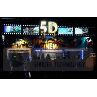 Cheap High Definition  Sound Vibration Cinema With Big Screen Dual Projectors for sale