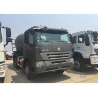 China SINOTRUK INTERNATIONAL HOWO A7  Concrete Mixer Truck 10CBM 371HP 6X4 LHD on sale