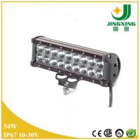 Best 12V 4200lm 54w cree double row led light bar for car wholesale