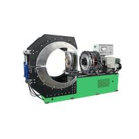 China MAX630-1200 Saddle Fusion Machine for HDPE pipes fittings welding on sale