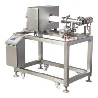 Buy cheap Pipeline Metal detector Machine for Sauce,jam, liquid product from wholesalers