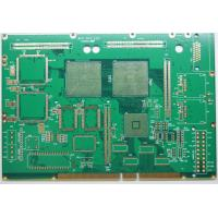 Best FR4 0.1mm 8 Layer Blind Vias high temperature prototype circuit Immersion Gold pcb wholesale