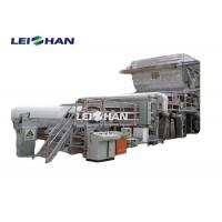 Best Small Business 150kw Paper Recycling Production Line For Tissue Paper Plant wholesale
