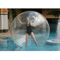 Best Clear TPU Inflatable Bubble Ball 1.8m - 3.0.M Diameter For Water Walking wholesale