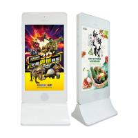China Stand Alone Multi Touch Digital Signage , Interactive Touch Screen Kiosk For Advertising on sale