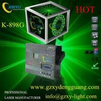 China K-898G mini animation laser light with  SD Card on sale